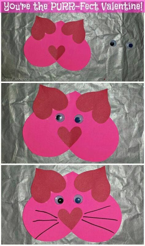 60 best Valentine\'s day images on Pinterest | Day care, Crafts for ...