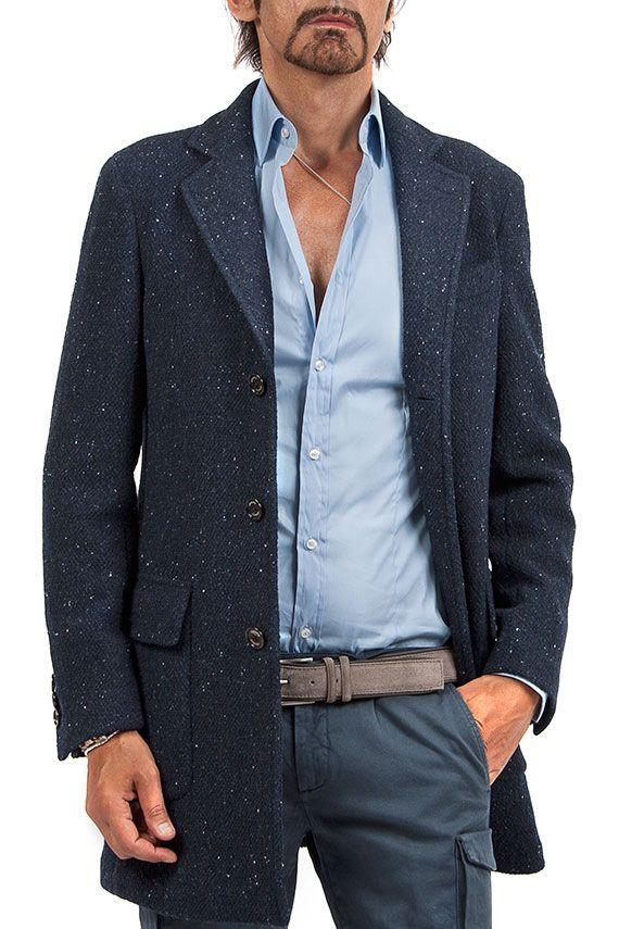 Groppetti Luxurystore CAPPOTTO - Abbigliamento - Uomo #eleventy