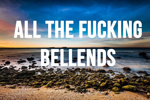 "If ""Geordie Shore"" Quotes Were Inspirational Posters"