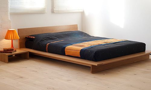 Plywood bed google search pinterest plywood plywood furniture and small rooms - Plywood for platform bed ...