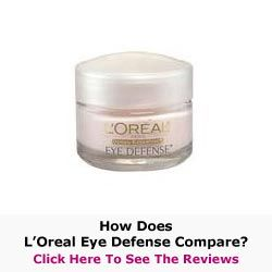 L'Oreal Eye Defense | loreal eye cream The only beauty product I've ever been amazed by...under eye puffiness almost disappeared totally! Love this product!!!