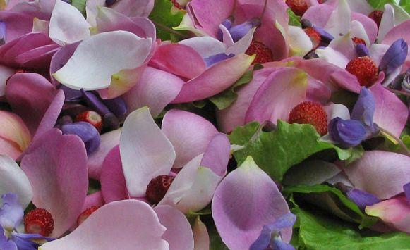 IL GIARDINO DELLE NAIADI: I fiori commestibili
