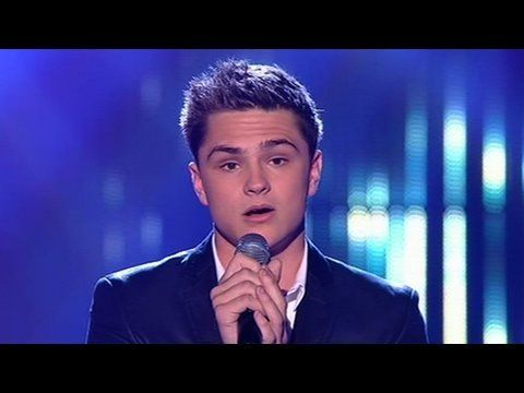 Britain's Got Talent: Having impressed even Simon in his audition, Shaun has a lot to live up to. Can his rendition of U2's 'With or Without You' take him through to the final?