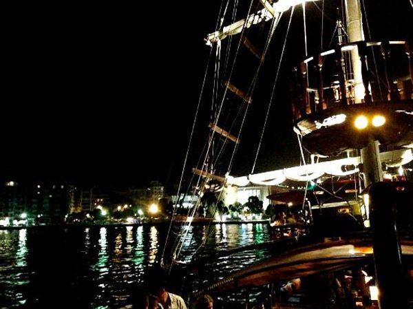 The Boat Bar