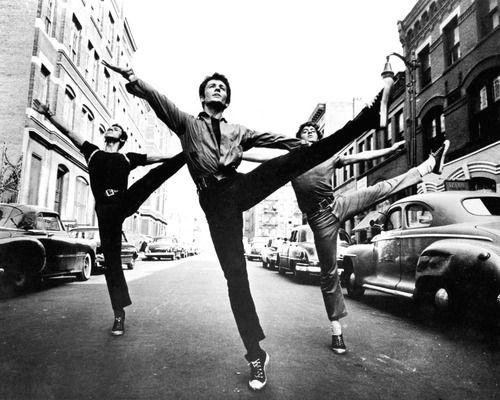 West Side Story (Jerome Robbins and Robert Wise, 1960)