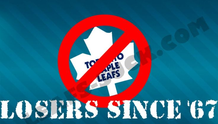 Top 10 Reasons the Toronto Maple Leafs suck.