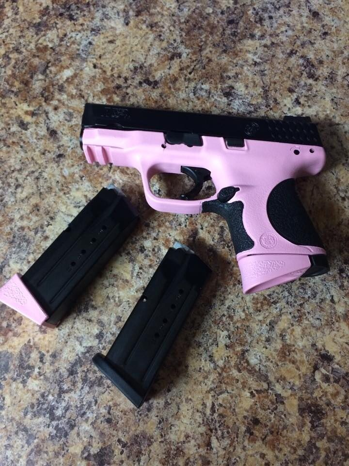 Smith & wesson m&p, Smith wesson and Compact on Pinterest