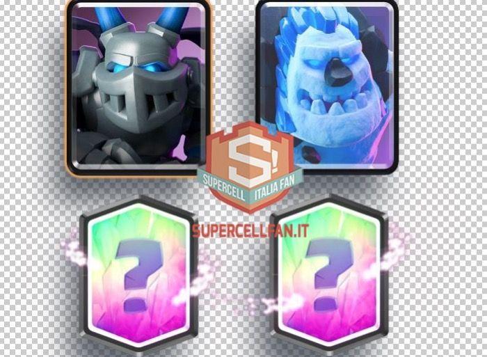 Clash Royale Actualización septiembre: 4 posibles nuevas cartas (2 legendarias)