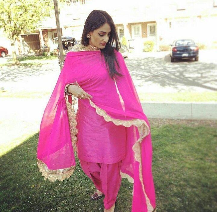 punjabi salwar suit @nivetas https://www.facebook.com/punjabisboutique