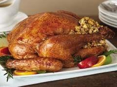 PAVO RELLENO: A petición de Betti, expongo mi receta de pavo relleno: Existen 2 clases de pavo para la fiesta de Navidad: El pavo crudo, y...
