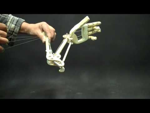 Prototype Arm and Hand - YouTube