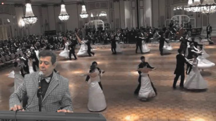 The Last Waltz- ORGANISTA CANTANTE EN BOGOTA- Marco T. Artista Colombiano