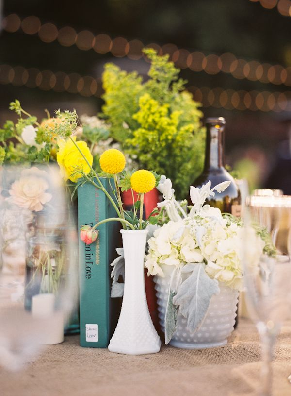 Best 25 eclectic tabletop ideas on pinterest eclectic tabletop eclectic tabletop featuring books and various floral decor photo by michelle warren photography junglespirit Images