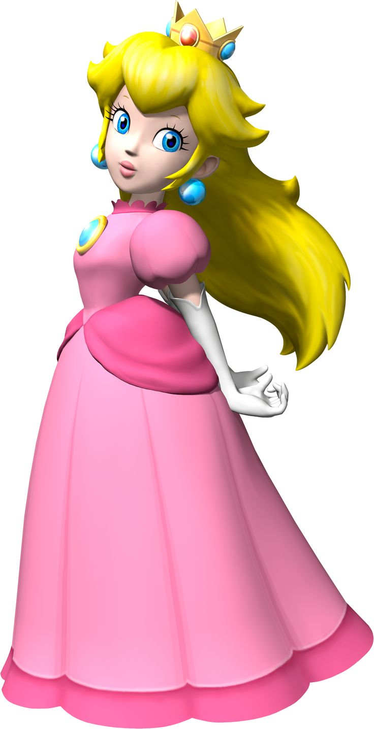 152 best images about princess peach on pinterest - Princesse mario bros ...