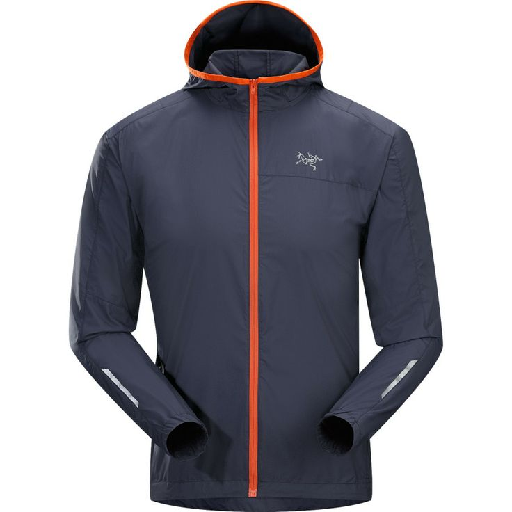 """The Arc'Teryx Endorphin performance running line further elevates the stoke with ultra-lightweight, breathable materials that absorb and diffuse perspiration like nobody's business."" Review by Mountain Life Annual."