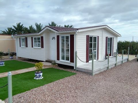 2016 Alucasa Residential Parkhome For Sale On Albatera Mobile Home Park Alicante Costa Blanca