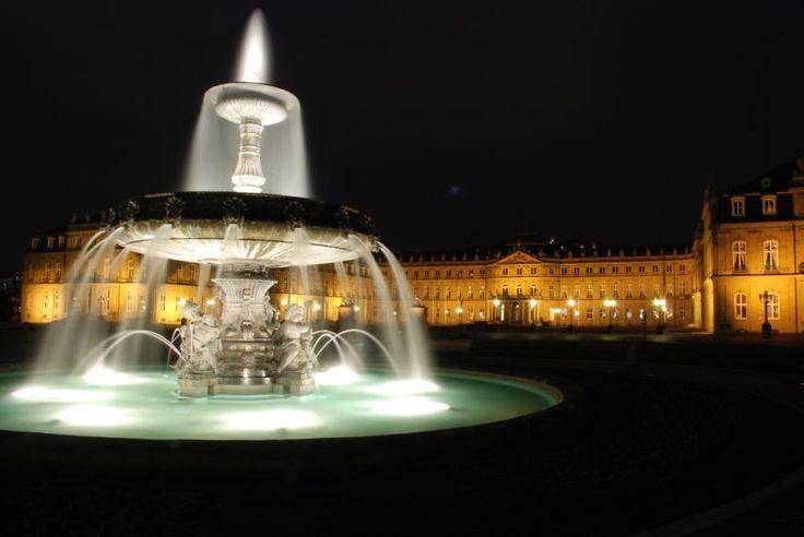 Stuttgarter Schlossplatz