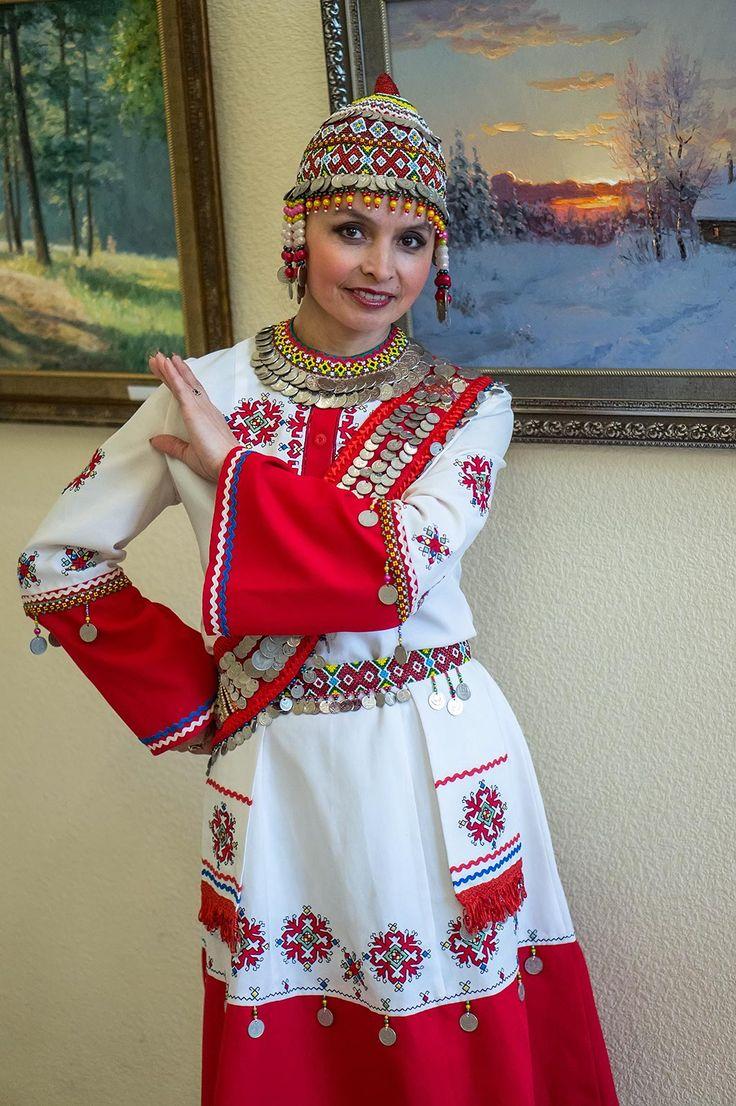вот картинки национального костюма чувашей понадобится подготовить же
