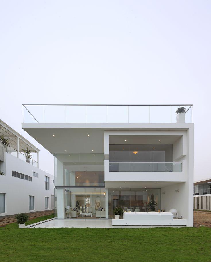 Galeria De Casas Exteriores: Galería De Casa MB / Rubio Arquitectos