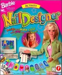 Barbie Nail Designer computer game My childhood memories as a 90s kid | Nail barbie nail games