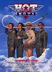 Hot Shots! (1991). [PG-13] 84 mins. Starring: Charlie Sheen, Cary Elwes, Valeria Golino, Lloyd Bridges, Jon Cryer, Kevin Dunn, Kristy Swanson and Bill Irwin