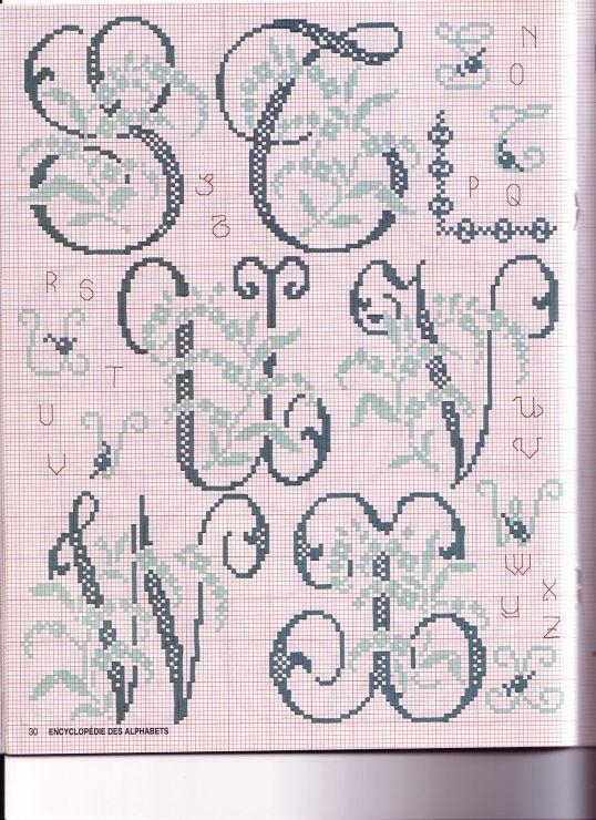Gallery.ru / Foto # 66 - Monogram - 123456TG