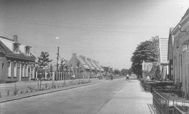 Kleinemeesterstraat Sappemeer, 1946