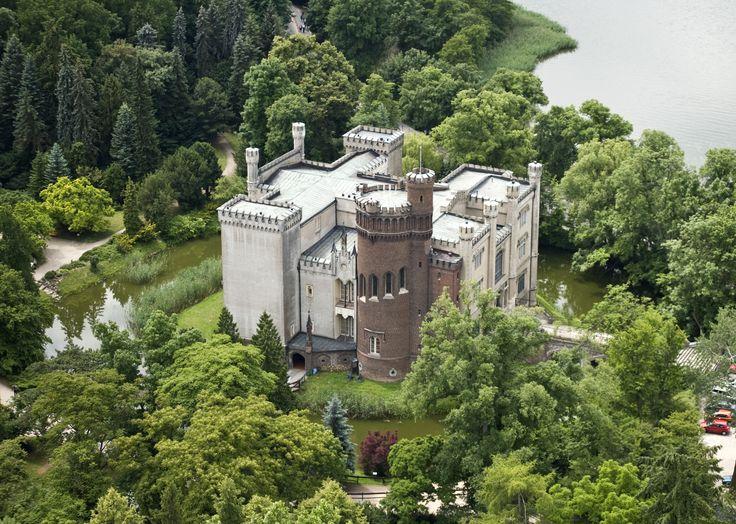 Zamek w Kórniku. Polska