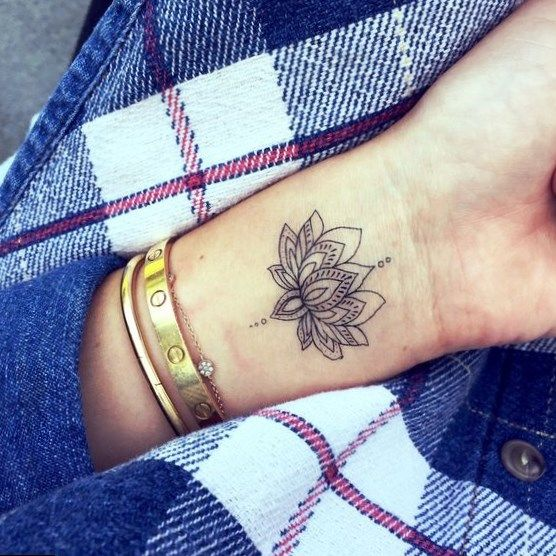 Tattoo Designs Online: Top 25+ Best Girl Wrist Tattoos Ideas On Pinterest