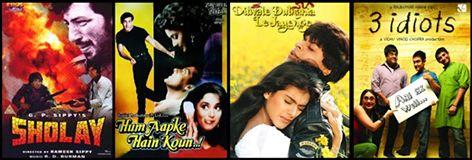 Bollywood best movie?