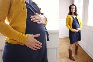 Creare abiti premaman: qualche consiglio e un po' di esempi da cui prendere spunto per realizzare in casa vestiti da mettere in gravidanza