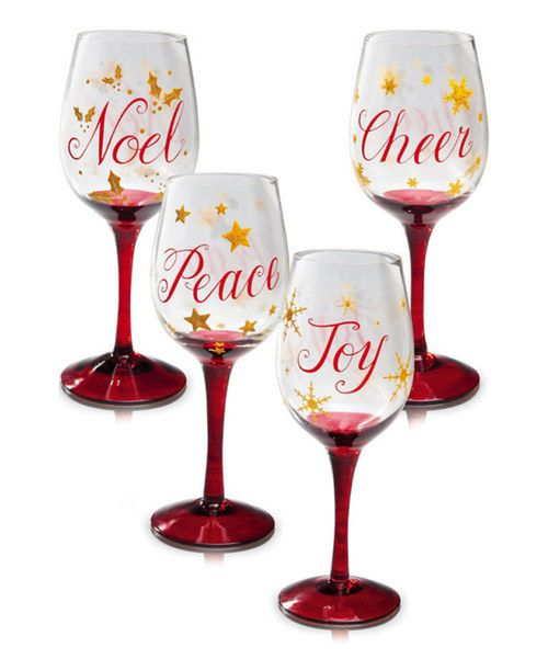 Best 25 christmas wine glasses ideas on pinterest diy for Holiday wine glass crafts