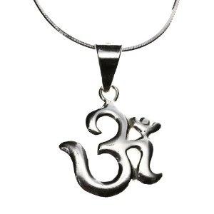 Pendentif symbole hindou Om - Bijou traditionnel fait main: ShalinCraft: Amazon.fr: Bijoux