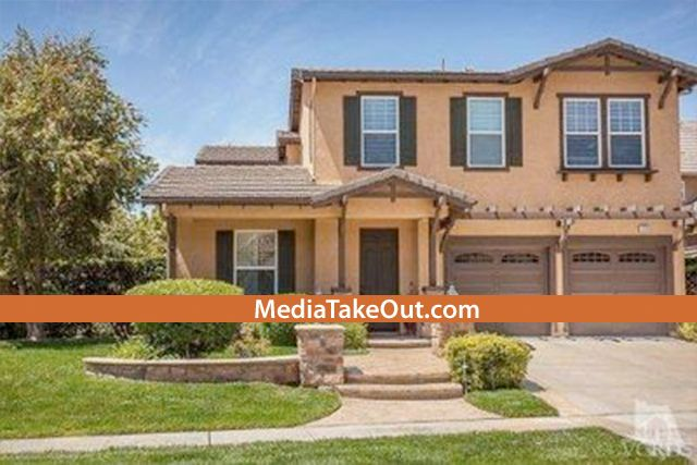 NEW HOME!! Check Out Tyga's BABYS MAMA Blac Chyna's NEW HOME . . . It Ain't A MANSION . . . But It's NICE!!!