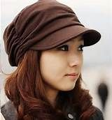 winter hats for women with short hair - Yahoo Image Search Results
