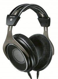Shure SRH1840 Open Back Headphones http://ehomerecordingstudio.com/open-back-studio-headphones/