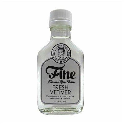 fine fresh vetiver