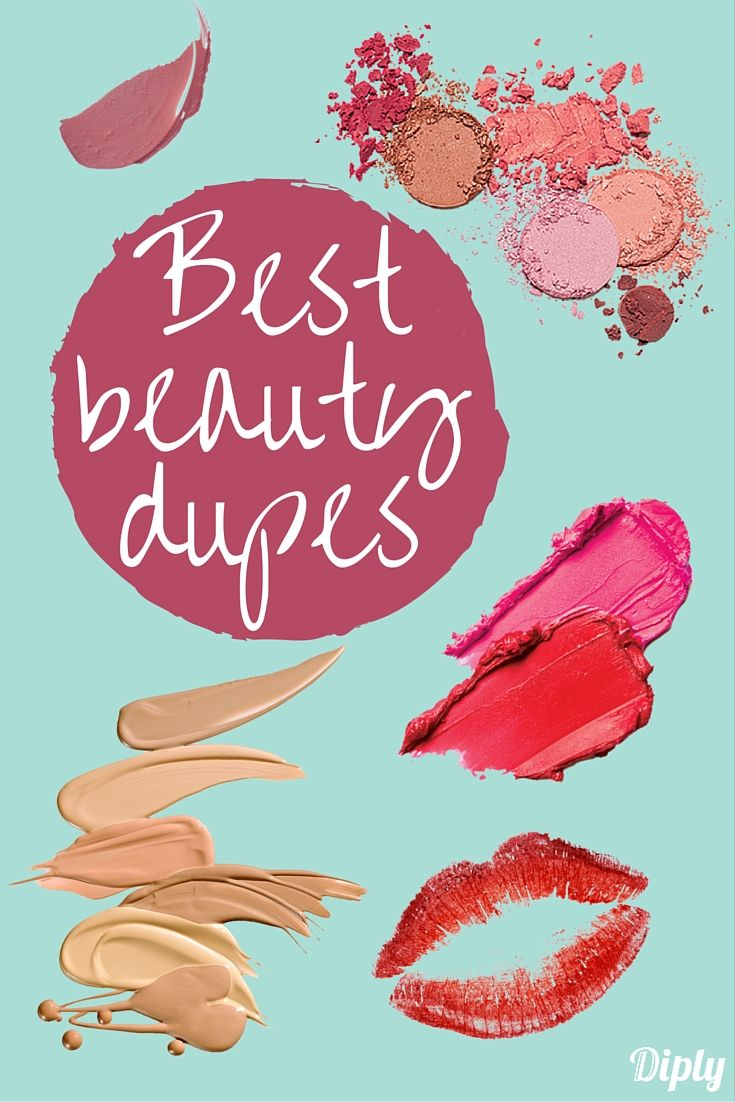 High end makeup can be crazy expensive. These are the best dupes for your favorite brands like MAC and Urban Decay. We tested foundation, lipstick, primer. | Best Beauty Dupes For Cheap