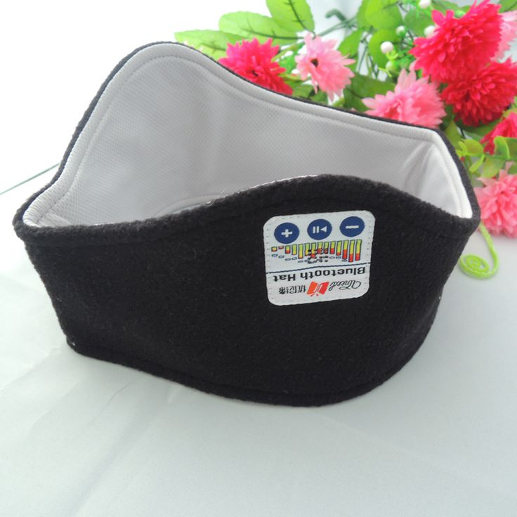 Universal Sports Sleeping Mask bluetooth Headband Headphone Headset for Iphone 4 4S  5 5S 5C 6 6 plus  Samsung S3 S4 S5  note 4