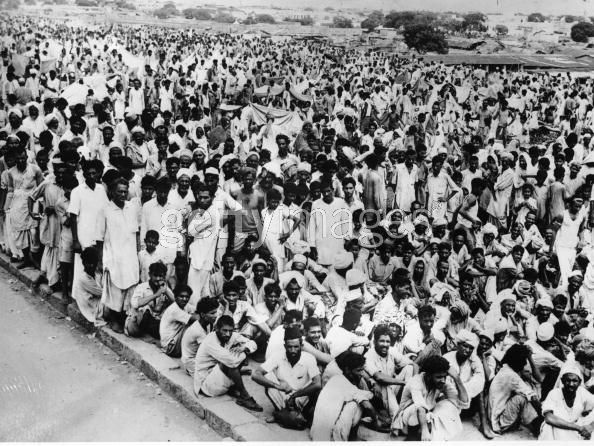 Refugees from the Punjab