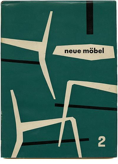 NEW FURNITURE 2 NEW FURNITURE / NEUE MOBEL /MUEBLES NOUVEAUX Gerd Hatje [Editor] Gerd Hatje [Editor]: NEW FURNITURE 2 [NEW FURNITURE / NEUE MOBEL /MUEBLES NOUVEAUX]. Stuttgart: Gerd Hatje Verlag ...