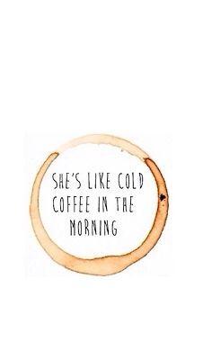 Ed Sheeran ~ Cold Coffee