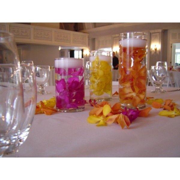Best yellow centerpiece wedding ideas on pinterest