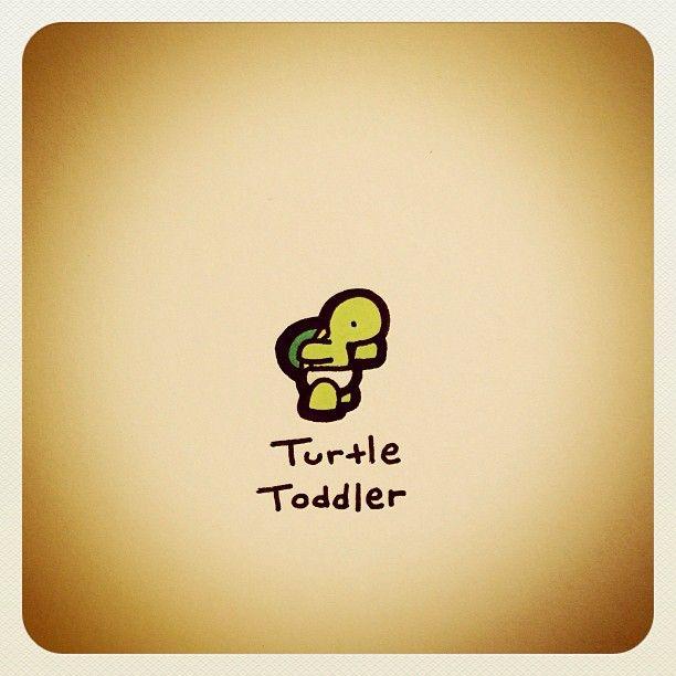 Turtle Toddler
