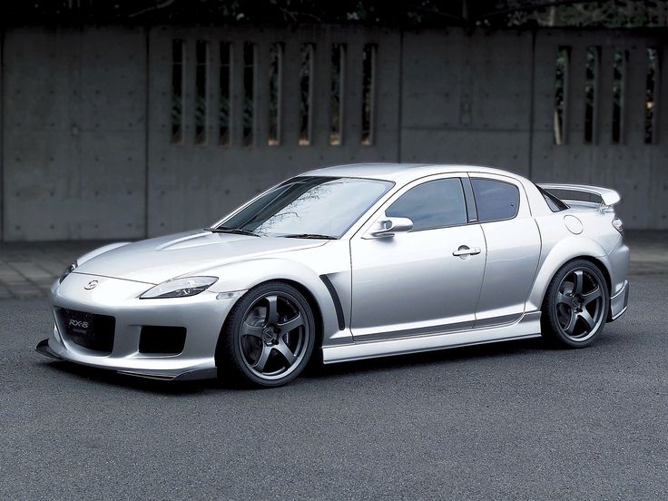 Mazda RX-8 the only thing I would change is the wing other then that the car is perfection