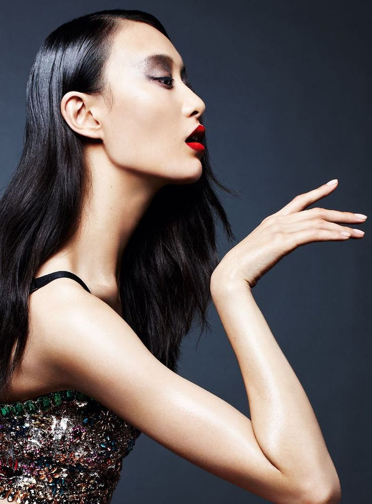 Shu Pei is Powerful in S Modas May Cover Story, Shot by Kai Z Feng