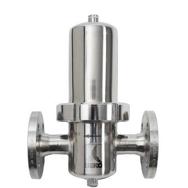 CLEARPOINT® compressed-air filters: New sterile and steam filters For the highest hygienic demands