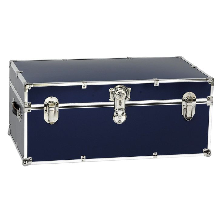 Storage Trunks For College Interesting 7 Best Time Capsule Trunks Images On Pinterest  Footlocker Storage Design Ideas
