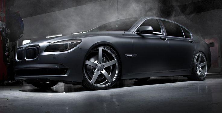 BMW SERIE 7 ON VVS-CV3 - Deutsch Qualitäte