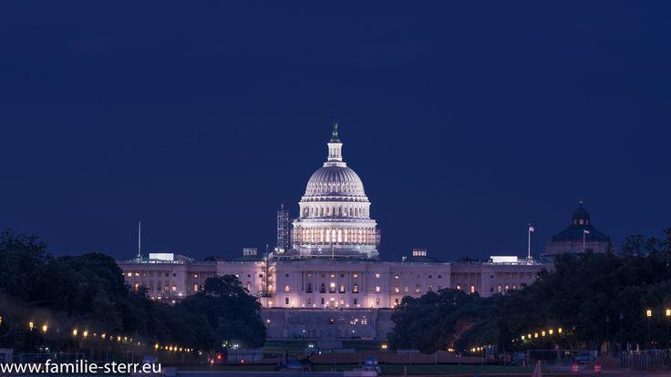 Kapitol - Washington, D.C.